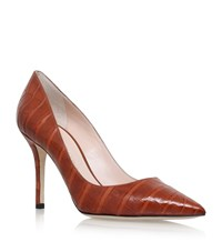 Nancy Gonzalez Holly Pumps Female Dark Brown