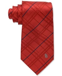 Eagles Wings St. Louis Cardinals Oxford Tie Red
