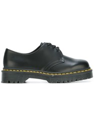 Dr. Martens Ridged Sole Lace Up Shoes Black