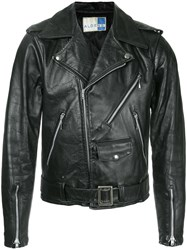 Fake Alpha Vintage 1960S Motorcycle Jacket Black