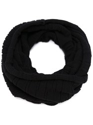 Lost And Found Rooms Ring Scarf Black