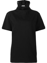 Hood By Air 'Pilgrim Idiot' T Shirt Black