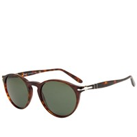 Persol Po3092sm Round Sunglasses Brown