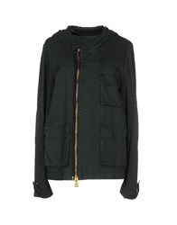 Band Of Outsiders Coats And Jackets Jackets Women Green