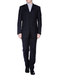 Pull Pal Zileri Suits Dark Blue