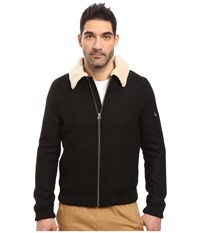 7 Diamonds Stewart Jacket Black Men's Coat