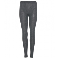 Dolce And Gabbana Wool Leggings Grey