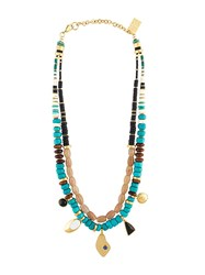 Lizzie Fortunato Jewels 'Trail' Necklace Metallic