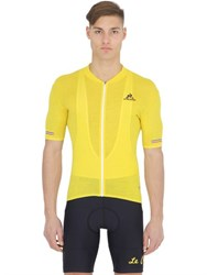 Le Coq Sportif Merino Wool Blend Cycling T Shirt