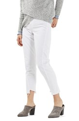 Topshop Women's Twisted Seam Jeans