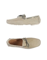Gold Brothers Moccasins Beige
