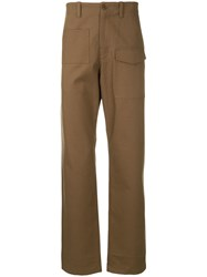 Oamc Combat Trousers Brown