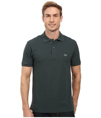 Lacoste L1212 Classic Pique Polo Shirt Bronze Men's Short Sleeve Knit