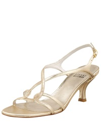 Sling Back Evening Sandal Stuart Weitzman