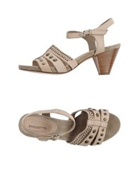 Progetto Footwear Sandals Women