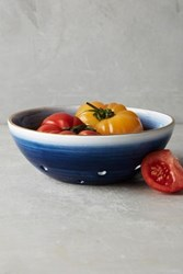 Anthropologie Pacifico Colander Sapphire