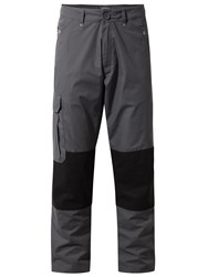 Craghoppers Men's Traverse Trousers Nearly Black