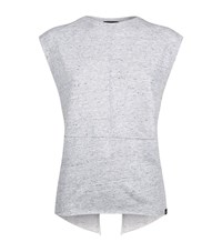 Koral Dismount Speckle Tee Female Grey