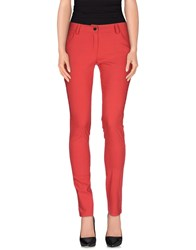 Siste's Siste' S Trousers Casual Trousers Women Red