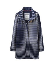 Joules Waterproof Hooded Jacket Blue