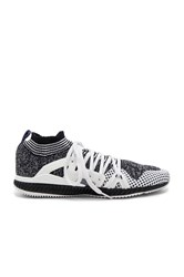 Adidas By Stella Mccartney Crazymove Bounce Sneaker Black And White
