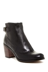 14Th And Union Lynda Chunky Heeled Bootie Multiple Widths Available Black