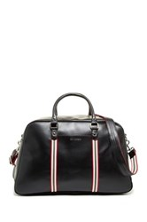 Ben Sherman Iconic Holdall Bag Black