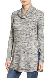 Astr Women's Cowl Neck Pullover