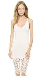 Free People True Slinky Bodycon Slip Shell