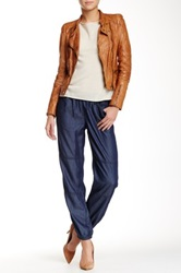 Rich And Skinny Cargo Soft Pant Blue