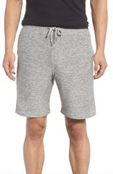 Nordstrom Shop Lounge Shorts Grey Heather