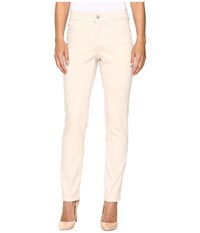 Nydj Sheri Slim In Super Sculpting Denim In Rose Mist Rose Mist Women's Jeans Beige