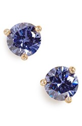 Women's Kate Spade New York 'Rise And Shine' Stud Earrings Light Sapphire