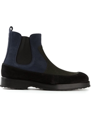 Pierre Hardy Panelled Chelsea Boots Multicolour