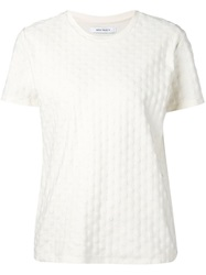 Norse Projects Polka Dot T Shirt White