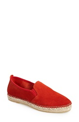 Free People 'Freeway' Espadrille Rust