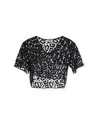 Moschino Cheap And Chic Blouses Black