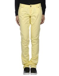Timeout Trousers Casual Trousers Women Yellow