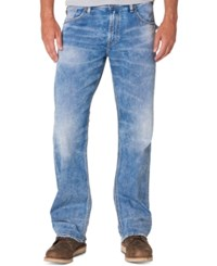 Silver Jeans Co. Silver Jeans Men's Gordie Straight Fit Jeans Indigo