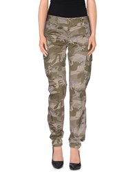 Fly Girl Trousers Casual Trousers Women Military Green