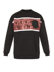 Astrid Andersen High Neck Neoprene Sweatshirt