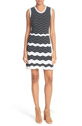 M Missoni Women's Zigzag Knit Sheath Dress