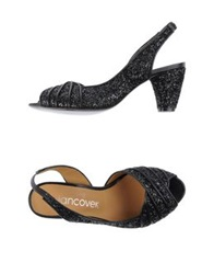 Jancovek Sandals Black
