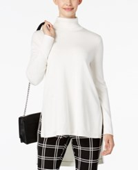 Alfani Prima High Low Turtleneck Sweater Only At Macy's Cloud