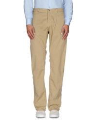 Patrizia Pepe Trousers Casual Trousers Men Sand