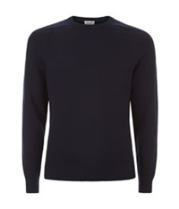 Saint Laurent Cashmere Jumper Navy
