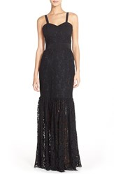 Women's Milly Floral Lace Mermaid Gown