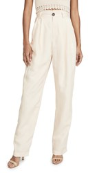 Torn By Ronny Kobo Ginevra Pants Sand