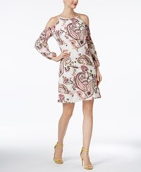 Inc International Concepts Off The Shoulder Sheath Dress Only At Macy's Pink Olive