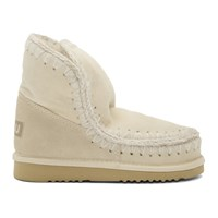 Mou Off White 18 Ankle Boots